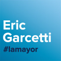 Mayor Eric Garcetti Logo