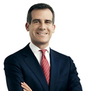 Mayor Eric Garcetti Image